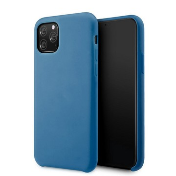 Artikelbild Back-Case AP-IPH12MINI SILICONE blue