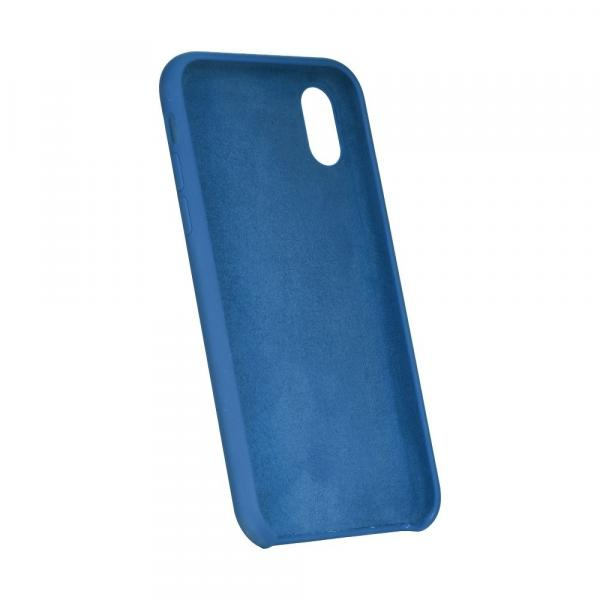 Artikelbild Back-Case AP-IPH11PM 73s SILICONE blue