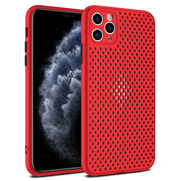 Artikelbild Back-Case AP-IPH12P AIR RED