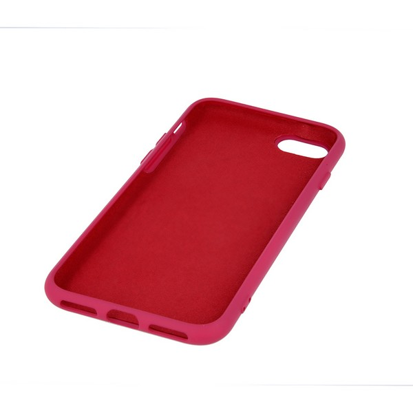 SILIKON-CASE flex maroon für Apple iPhone 11 Pro
